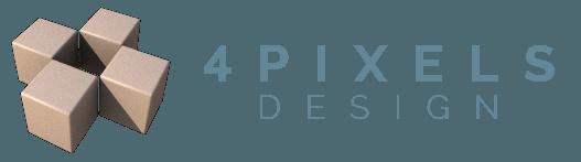 4pixels Design Logo