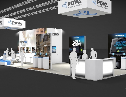 Powa Exhibition Design