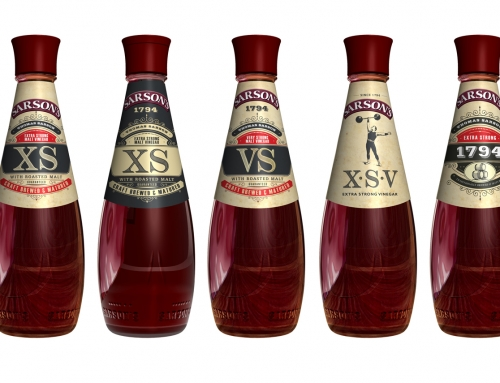 Sarson's extra strong vinegar