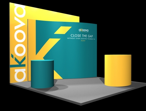 Akoova Exhibition Stand