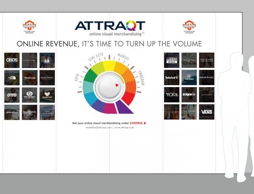 Attraqt Exhibition Stand