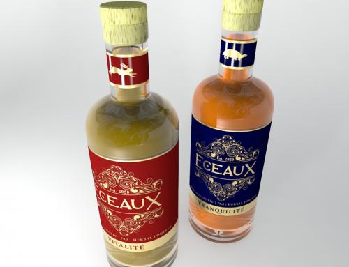 Herbal Liqueur design
